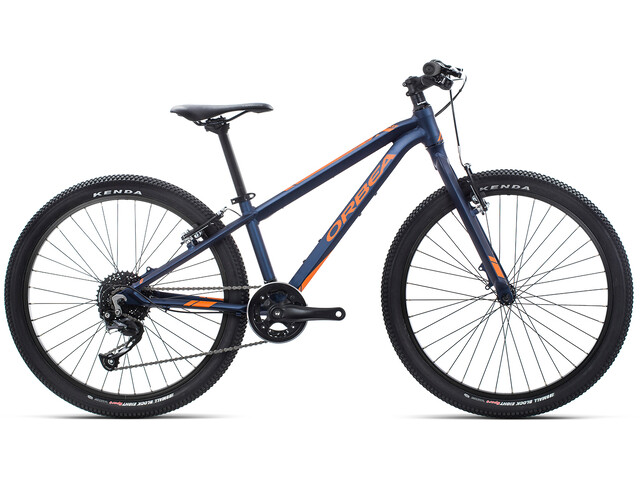 ORBEA MX Dirt 24'' Børn, blue/orange
